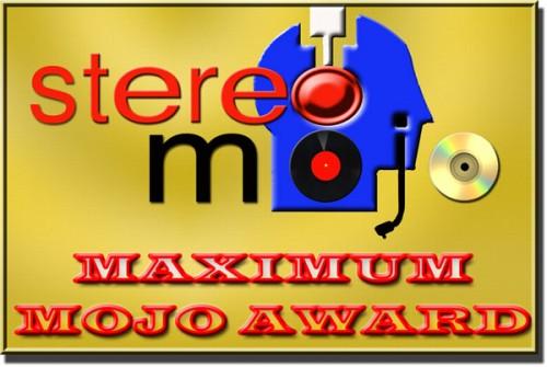 Maximum Mojo Award